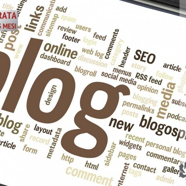 creazione blog