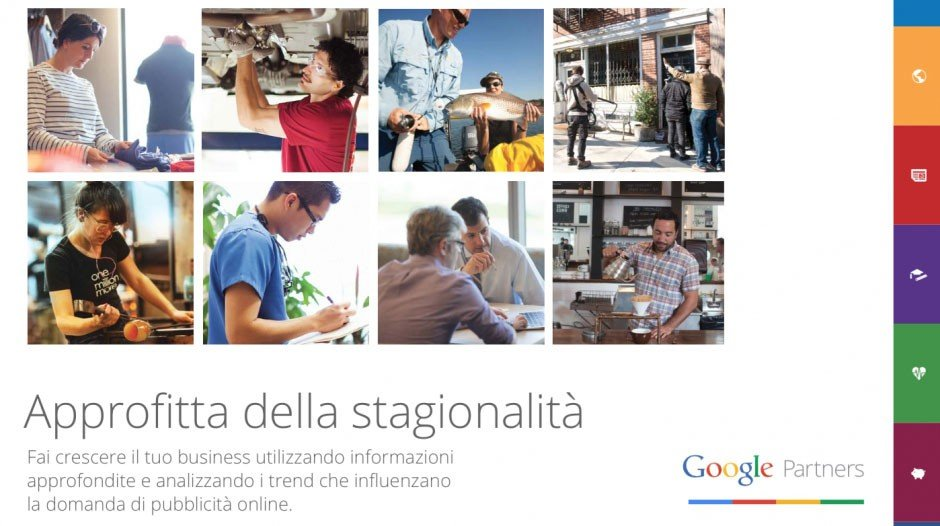 stagionalità google adwords