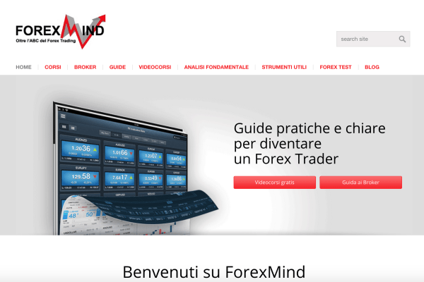 strategia seo forex