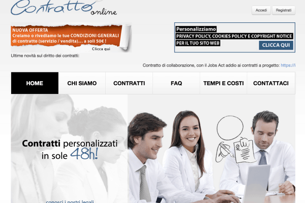 web marketing avvocati