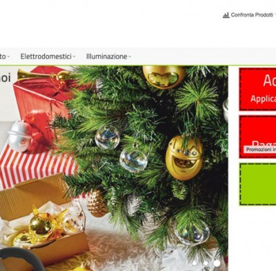 web marketing arredamento online