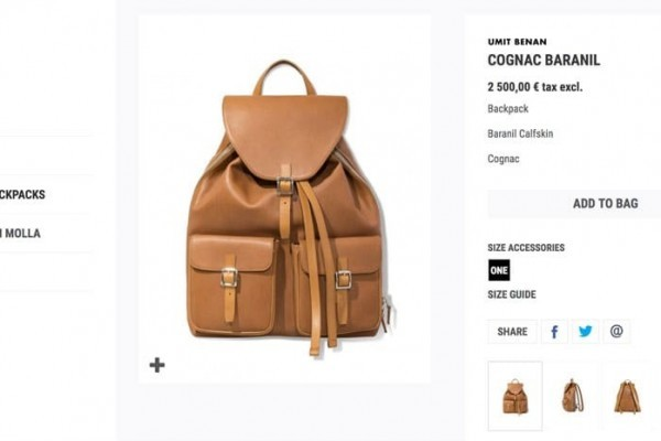 ecommerce per il settore del fashion prestashop