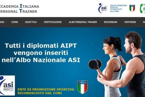 web marketing palestre e corsi fitness personal trainer