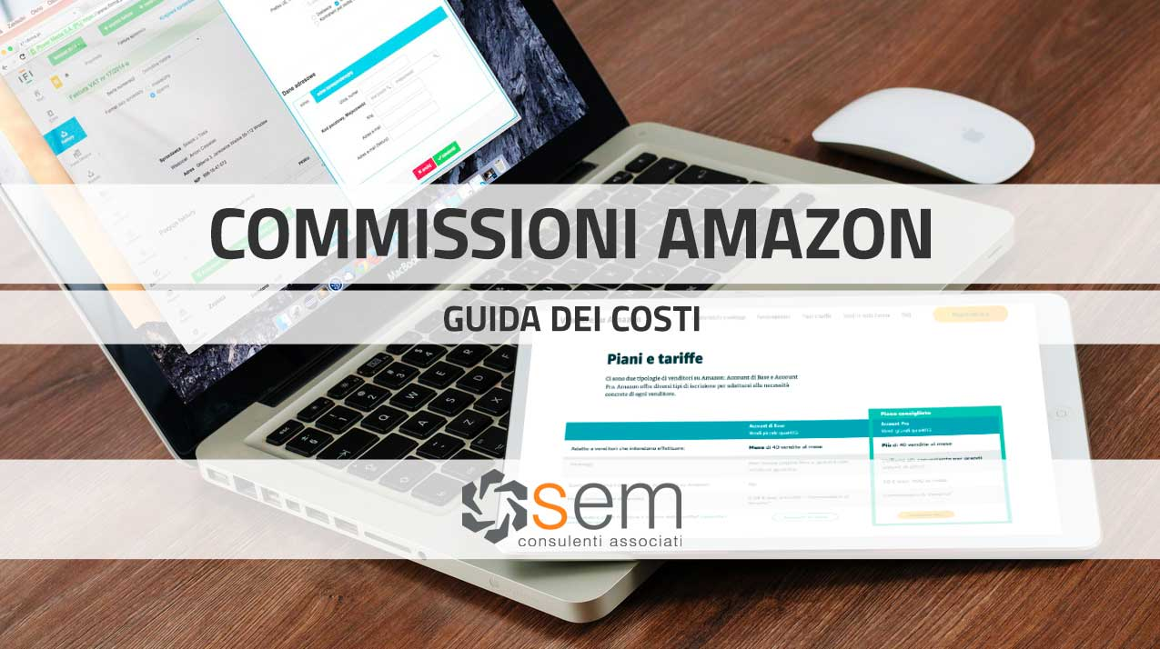 commissioni amazon