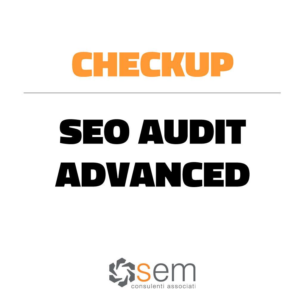 check up seo advanced