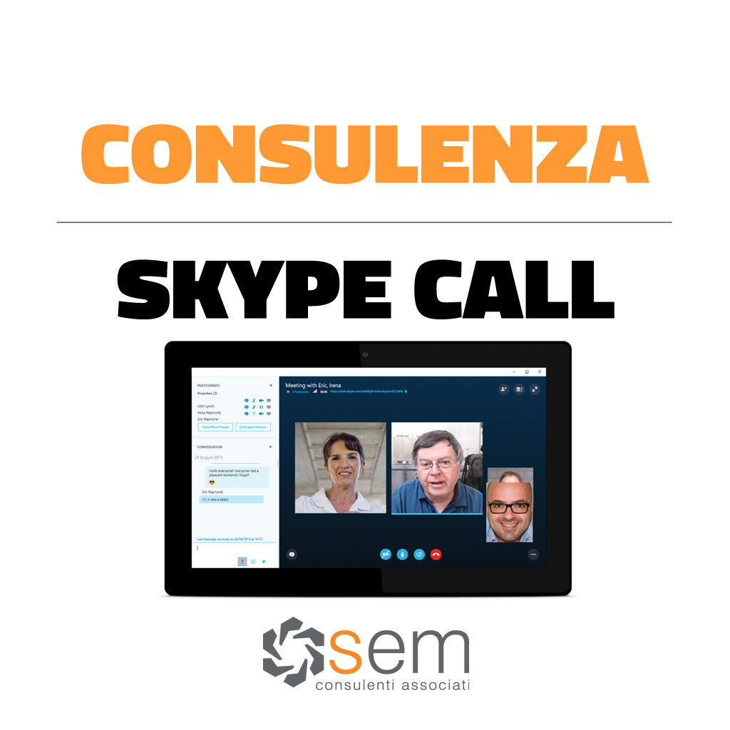 consulenza skype digital marketing semca