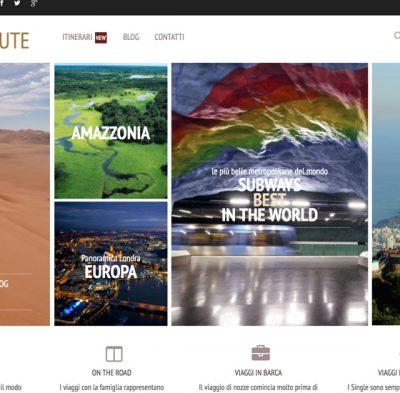 creazione siti web agenzia viaggi tour operator semca