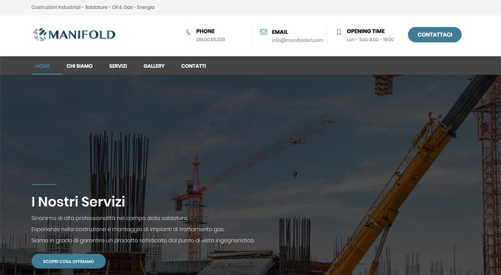 creazione siti web btob aziendali semca