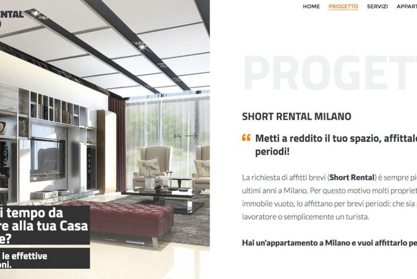creazione siti web case vacanze seo immobiliare semca