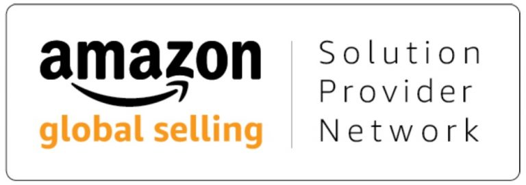 logo amazon global selling solution provider network