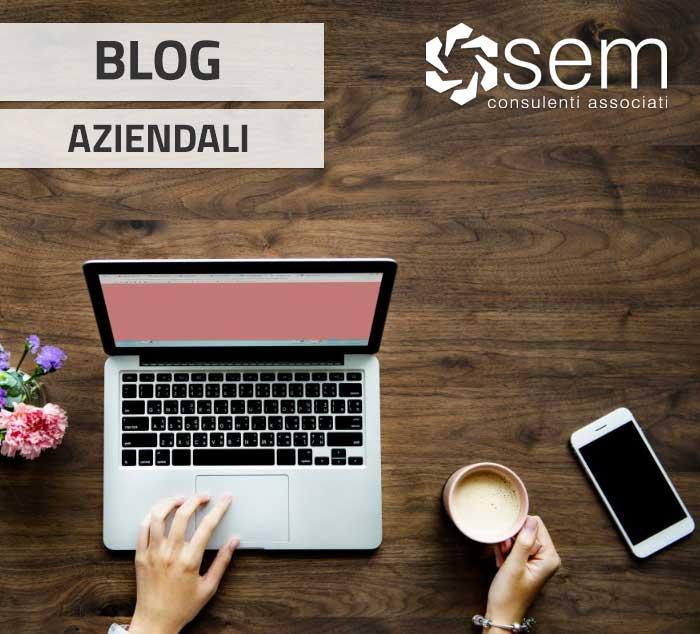 creazione blog aziendali milano semca