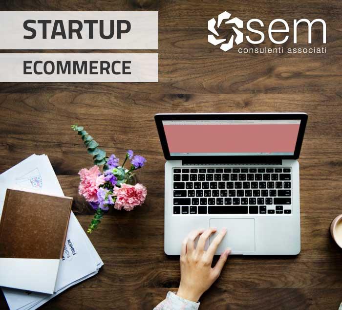 startup ecommerce cosulenza e strategia