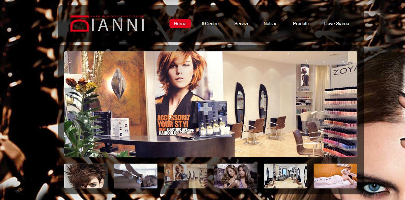 web marketing parrucchieri